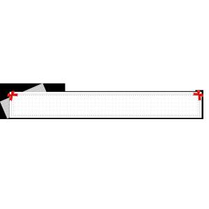 白色标题栏