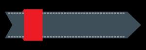 矢量藏青色标题框