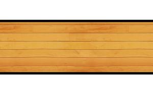 黄色木板纹理