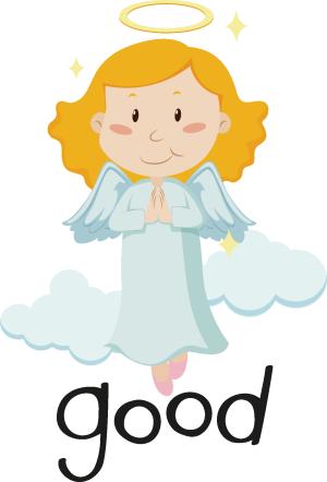 善良的小天使