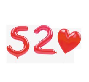 520气球