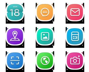 手机APP图标UI设计icon