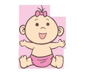 卡通幼儿宝贝可爱婴幼儿孩子