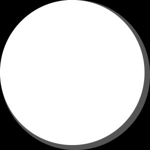 白色圆圈背景