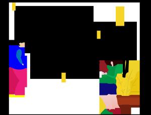 七夕情人节情侣爱情告白表白暖心情话确认过眼神卡通可爱艺术字