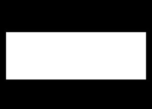世界人权日白色矩形造字