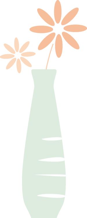 卡通简约摆件花瓶