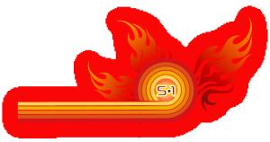 51劳动节炫酷火焰