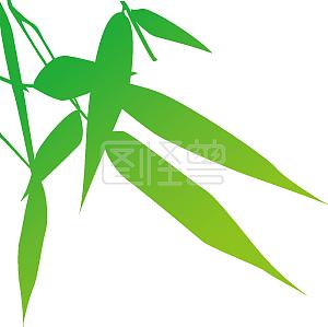 端午节矢量素材竹子