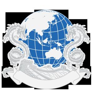 银色保护地球勋章AI效果图