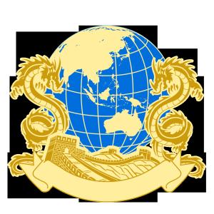 金色保护地球勋章AI效果图
