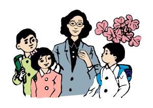 51劳动节手绘复古风教师劳动节促销劳动者卡通形象