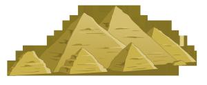 埃及金字塔旅游景点