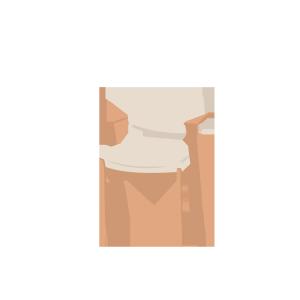 现代简约风格是椅子