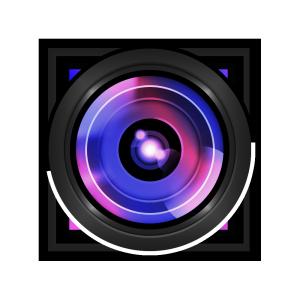 超写实镜头UI图标
