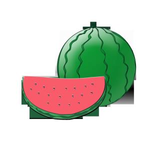 PS制作夏季水果西瓜