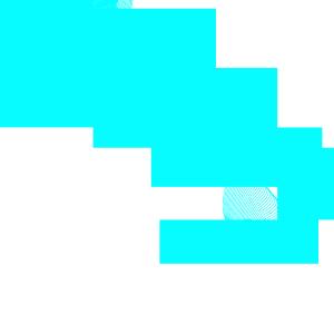 抽象设计蓝色科技曲线元素