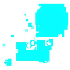 科技图案蓝色科技元素