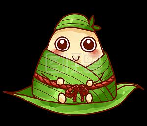 端午节 粽子卡通形象