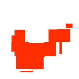 红色创意斑驳血迹
