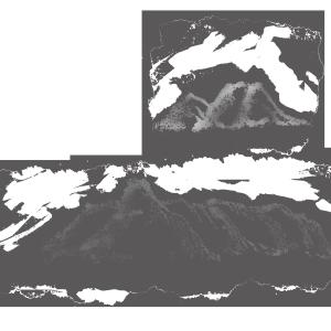 自然风光山脉元素