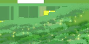 卡通手绘绿色水彩小清新banner