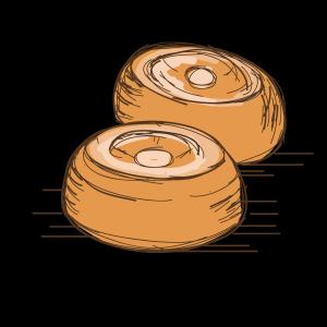 面包蛋糕甜点点心