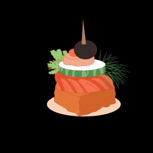 西班牙美食小吃tapas