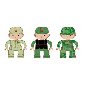 八一建军节中国特种兵