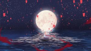 中秋节月圆与共