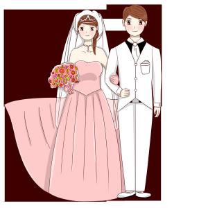西式婚礼携手一生