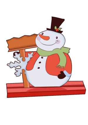 圣诞节圣诞老人摆件