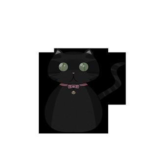 可爱卡通猫咪摆件
