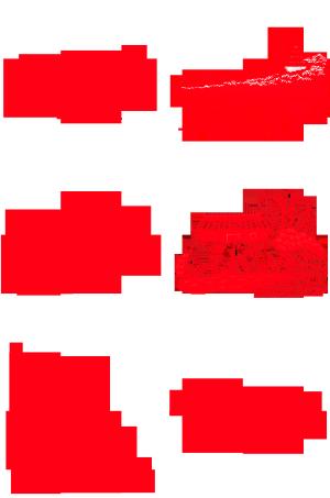 手绘中国风猪年世界名胜古迹风景区剪纸窗花古城风景中