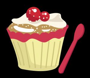 樱桃装饰奶油蛋糕